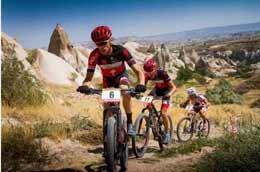 MTB Ameland 2018: AGU hoofdsponsor MTB Race