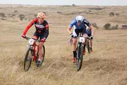 MTB Ameland 2018: Combineer race en toertocht