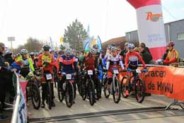 MTB Ameland 2018: AGU MTB Race