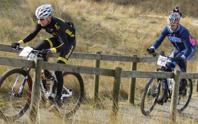 Thijs Zonneveld en Pauliena Rooijakkers verdedigen de Nationale titels op Ameland