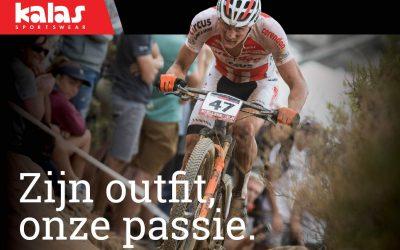 Kalas Sportswear naamsponsor van MTB Race Ameland 2020