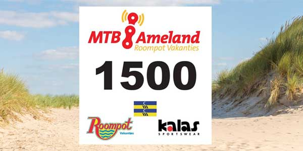 MTB Ameland 2019: Startnummerindeling
