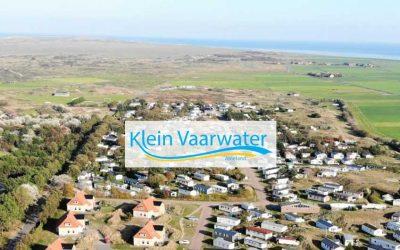 Vakantiepark Klein Vaarwater nieuwe locatie MTB Ameland 2020